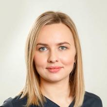 КРУПИНА <BR> Анна Сергеевна