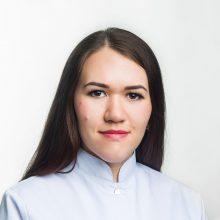 УСТЬЯНЦЕВА<BR>Дарья Андреевна