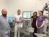"""""""Система прозрения"""" – в Клинике установлен новый операционный комплекс"""